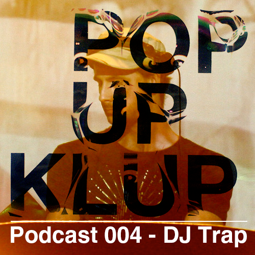 PopupKlup Podcast cover