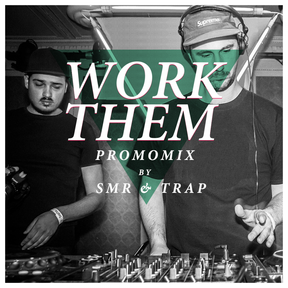 Work Them - b2b SMR cover