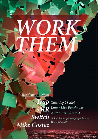 Work Them - Residents All Night Long