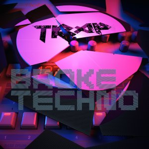 Broke Techno cover